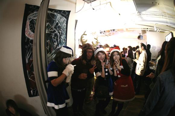 クリスマスパーティー 愛知