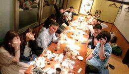 名古屋の旅好きが集まる飲み会、オフ会イベント