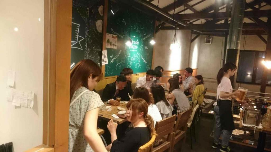 名古屋オフ会飲み会1