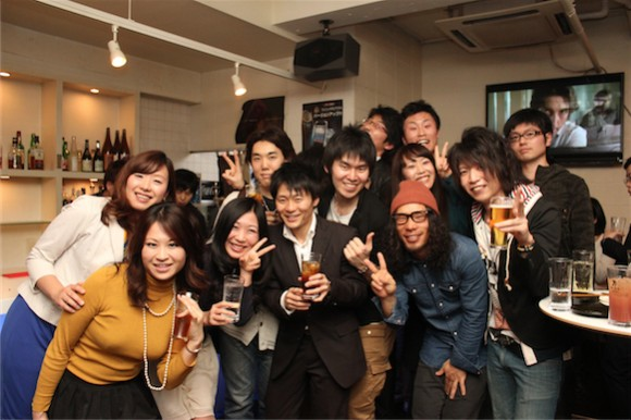 社会人 オフ会 名古屋 アネロ