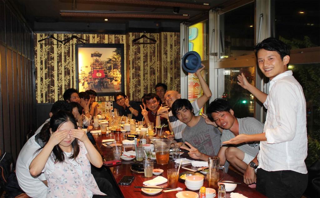 名古屋のオフ会・飲み会はNPO法人アネロ
